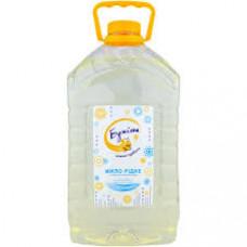 Пчелка мыло жидкое с антибактериальным действием кан 5 л(1 упаковка 3 канистры)