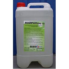 Лойран Про Дез(Про13) - моющее средство с антибактериальным действием для удаления органических (жир, белок)