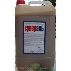 Супераль моющее средство с антибактериальным действием