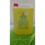 Пчелка лимон бесфосфатное концентрированное моющее средство, 5 л(1 упаковка 3 канистры)